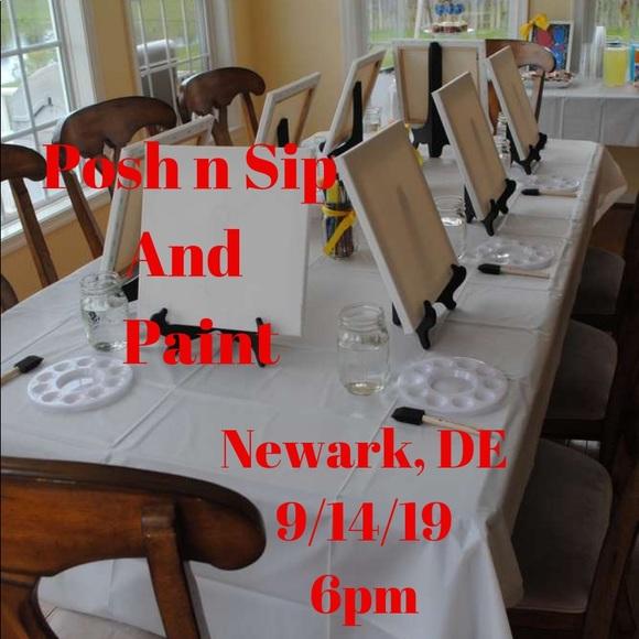 Other - Posh N Sip Newark, Delaware September 14,2019 6pm